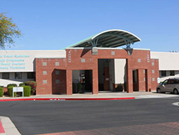 Gilbert office of Southwest Contemporary Women's Care